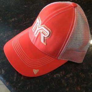 b40b3f38d5e TYR Accessories - TYR Sport Hat Cap Snapback Mesh Trucker Orange